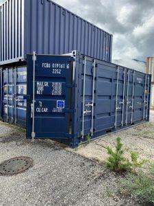 Stahlcontainer gebraucht